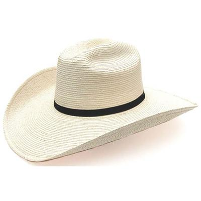Sunbody Palm Leaf Cattleman Hat