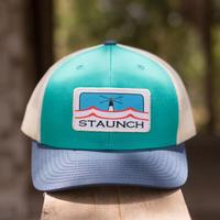 Staunch Men's Lighthouse Cove Snapback Cap