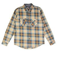 Salty Crew Men's Jib Flannel Woven Shirt
