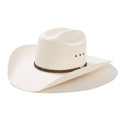 Stetson Men's Mitchell 8X Straw Hat