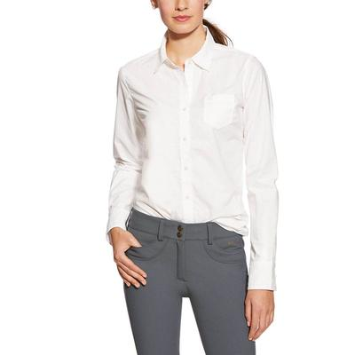 Ariat Women's White Kirby Shirt