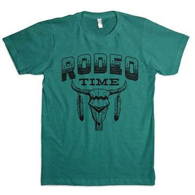 Dale Brisby Men's Classic Rodeo Time Tee