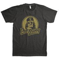 Dale Brisby Men's Classic Dale Brisby Gold Logo Tee