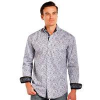 Panhandle Slim Men's Rough Stock Paisley Print Shirt