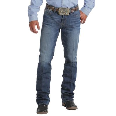 Cinch Men's Slim Fit August Ian Boot Jeans
