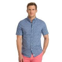 Vineyard Vines Men's Floral Sketch Slim Murray Shirt