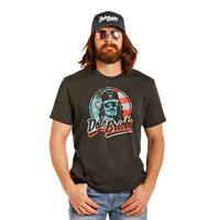 Rock & Roll Denim Men's Dale Brisby American Flag Tee
