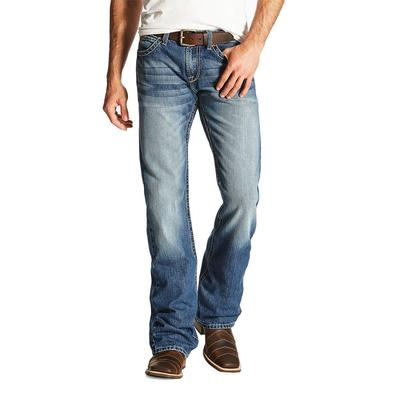 Ariat Men's M7 Cooper Rocker Boot Cut Jeans