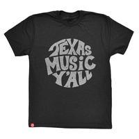 Tumbleweed Men's Texas Music Y'all T-Shirt