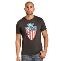 Rock & Roll Denim Men's Americana Arrowhead T-Shirt