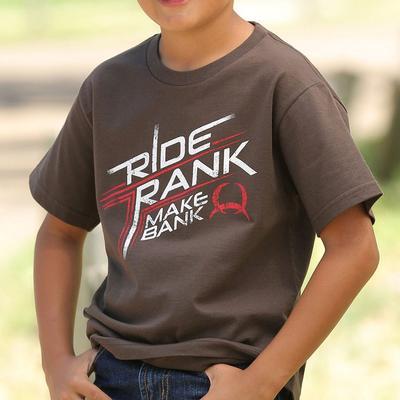 Cinch Boy's Ride Rank Tee