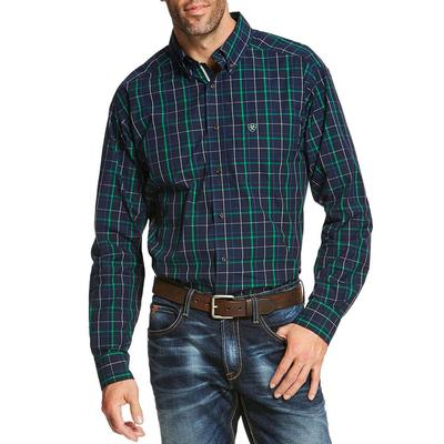 Ariat Men's Long Sleeve Overton Shirt