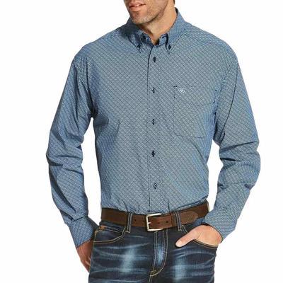 Ariat Men's Long Sleeve Omaha Shirt