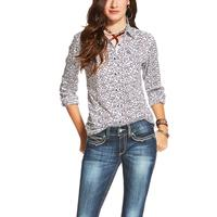 Ariat Women's Printed Kirby Shirt