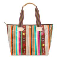Consuela Rusty Zipper Tote
