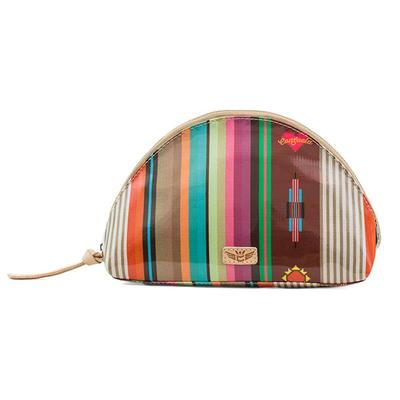 Consuela Rusty Large Dome Cosmetic Case
