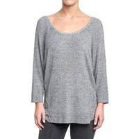 Silver Women's Starr Dolman Sweater Top