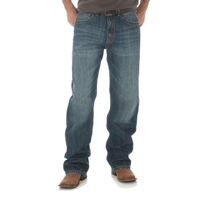 Wrangler Men's 20X Wells Relaxed Straight Leg Jeans