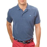 Southern Tide Men's Heathered Skipjack Polo
