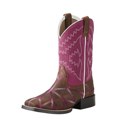Ariat Girl's Twisted Tycoon Boot