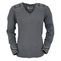 Outback Trading Co. Women's Western Saddle Thermal Top