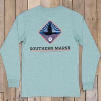 Southern Marsh Men's Flying Duck Shirt