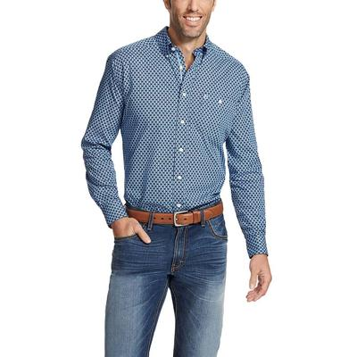 Ariat Men's Relentless Classic Fit Prime Print Shirt
