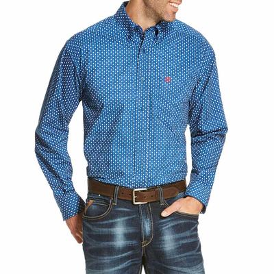 Ariat Men's Casual Series Rico Print Shirt