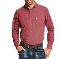Ariat Men's Casual Series Shafter Print Shirt