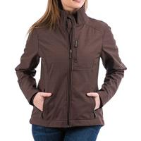 Cinch Women's Brown Bonded Concealed Carry Jacket