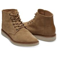 TOMS Men's Toffee Suede Porter Boots