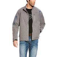 Ariat Men's Charcoal Relentless Willpower Softshell Jacket
