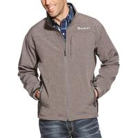 Ariat Men's Charcoal Vernon Softshell Jacket
