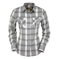 Outback Trading Co. Women's Heather Performance Shirt