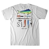 Salty Crew Men's Galleon Tee