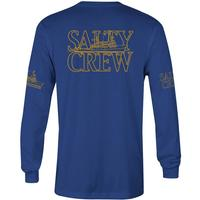 Salty Crew Men's Long Sleeve Rigged Tee