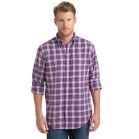 Vineyard Vines Men's Silver Peak Plaid Tucker Shirt