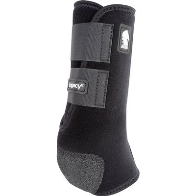 Classic Equine Legacy System Hind Boots BK
