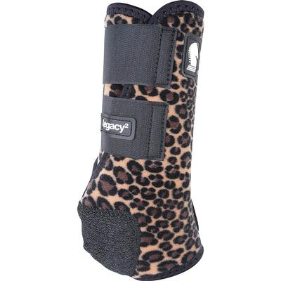 Classic Equine Legacy System Hind Boots CHEETAH