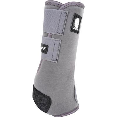 Classic Equine Legacy System Hind Boots GREY