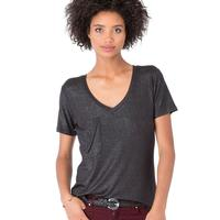 Z Supply Women's Shimmer Pocket T-Shirt