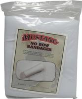 Mustang Mfg. No-Bow Bandages