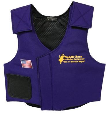 Saddle Barn, Inc. Mutton Bustin' Cordura Vest