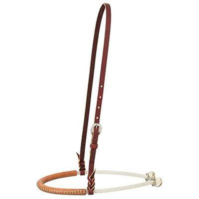 Leather Covered Single Rope Noseband by Weaver Leather