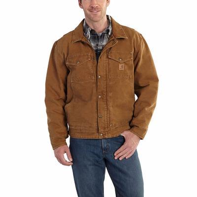 Carhartt Men's Fleece Lined Berwick Jacket