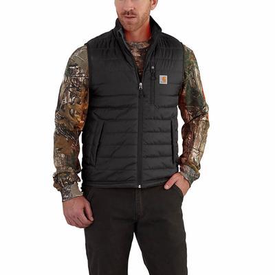 Carhartt Men's Gilliam Vest BLK