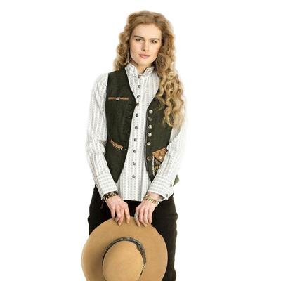 Double D Ranchwear Women's Aged Spirit Vest