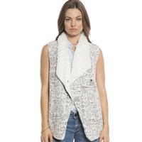 Dylan Women's Vintage Jaquard Vest