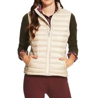 Ariat Women's Cream Ideal Down Vest