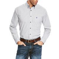 Ariat Men's Burton Print Shirt